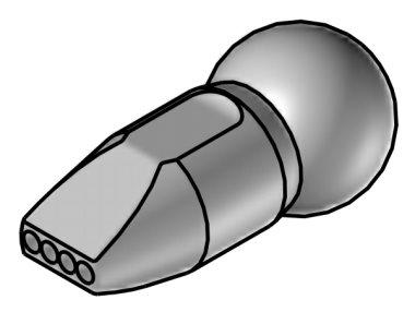 kruhová tr. 4x průměr 1,5 mm